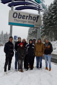 Poza intrare Oberhof